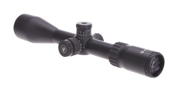 Valiant Lynx 4-16x50 30mm Mil Dot Illuminated Side Focus 1/4 MOA Rifle Scope